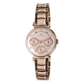 Radley Ladies' Rose Gold-Plated Bracelet Watch - Product number 1402412