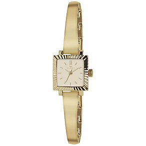 Radley Ladies' Gold Dial Gold-Plated Bangle Watch - Product number 1402439