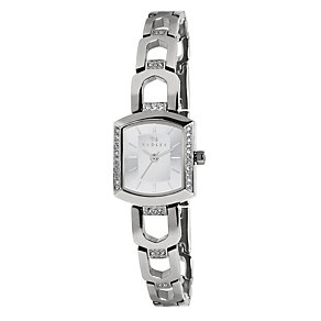 Radley Ladies' Stone Set Stainless Steel Bangle Watch - Product number 1402455