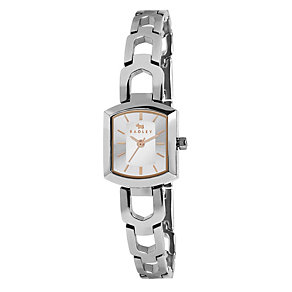 Radley Ladies' Silver Dial Stainless Steel Bangle Watch - Product number 1402471