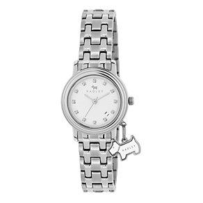 Radley Ladies' Silver Dial Stainless Steel Bracelet Watch - Product number 1402498