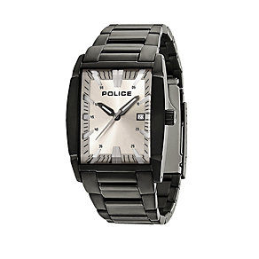 Police New Avenue Men's Stainless Steel Bracelet Watch - Product number 1404547