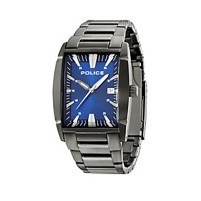 Police New Avenue Men's Stainless Steel Bracelet Watch - Product number 1404555