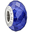Chamilia silver blue jewelled glass bead - Product number 1404830