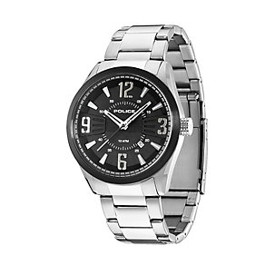 Police Memphis Men's Stainless Steel Bracelet Watch - Product number 1405578
