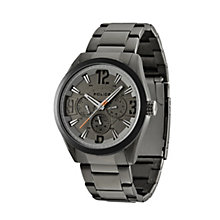 Police Atlanta Black Stainless Steel Bracelet Watch - Product number 1405616