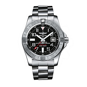 Breitling Avenger GMT men's stainless steel bracelet watch - Product number 1407694