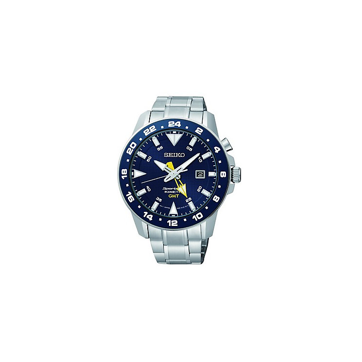 Seiko Sportura Men's Stainless Steel Bracelet Watch - Product number 1411160