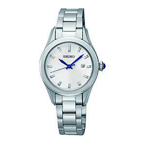 Seiko Ladies' Stainless Steel Bracelet Watch - Product number 1411292