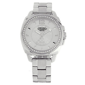 Coach Boyfriend ladies' stainless steel bracelet watch - Product number 1412094