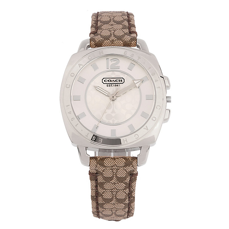 Coach Boyfriend Small ladies' strap watch - Product number 1412191