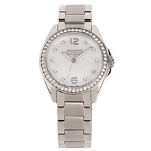 Coach Tristen ladies' stainless steel bracelet watch - Product number 1412612