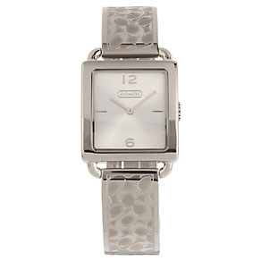 Coach Legacy Sport ladies' stainless steel bracelet watch - Product number 1412825