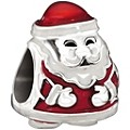 Chamilia Red Enamel Santa With Swarovski Elements Bead - Product number 1413015