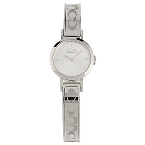 Coach Signature Studio ladies' steel bracelet watch - Product number 1413244