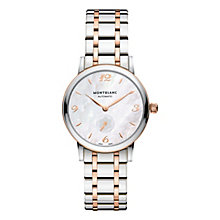Montblanc Star Classique ladies' bracelet watch - Product number 1413392