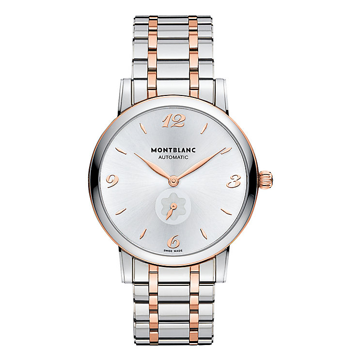 Montblanc Star Classique men's bracelet watch - Product number 1413406