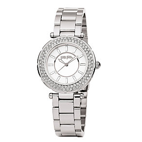 Folli Follie Beautime ladies' stainless steel bracelet watch - Product number 1413767