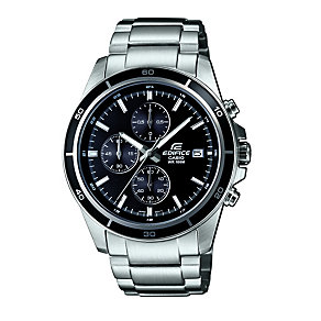 Casio Edifice Men's Stainless Steel Bracelet Watch - Product number 1414577