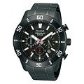 Pulsar Men's Black Ion-Plated Bracelet Watch - Product number 1414720