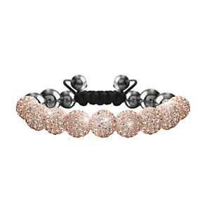 Crystalla Rose Crystal Bead Bracelet - Product number 1416545