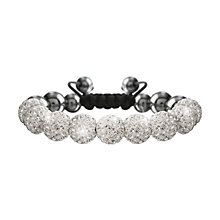Crystalla Clear Crystal Bead Bracelet - Product number 1416553