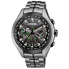 Citizen Satellite Wave-Air men's titanium bracelet watch - Product number 1416766