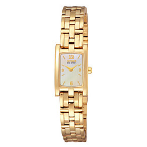 Citizen Eco-Drive ladies' gold plated bracelet watch - Product number 1416782