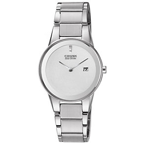 Citizen Eco-Drive ladies' stainless steel bracelet watch - Product number 1416901