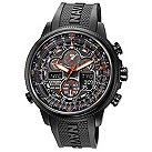 Citizen Eco-Drive Navihawk men's ion-plated strap watch - Product number 1416928