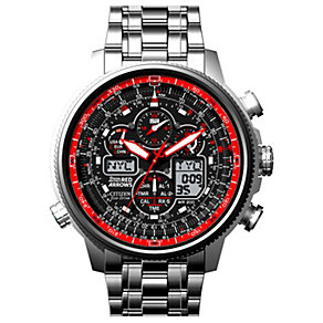 Citizen Eco-Drive Red Arrows men's stainless steel watch - Product number 1416936