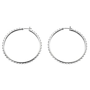 Guess Rock My World Hoop Earrings - Product number 1417304