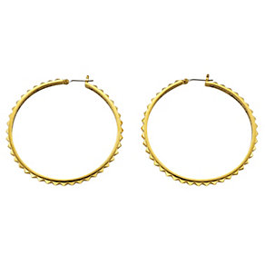 Guess Rock My World Hoop Earrings - Product number 1417312