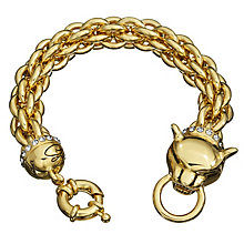 Guess Glamazon Gold-Plated Cougar Bracelet - Product number 1417460