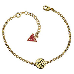 Guess Micro Dot Gold-Plated Bracelet - Product number 1417487