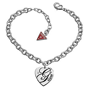 Guess All Mixed Up Heart Bracelet - Product number 1417495