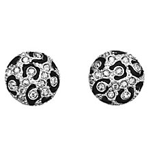 Guess Wild At Heart Leopard Stud Earrings - Product number 1417584