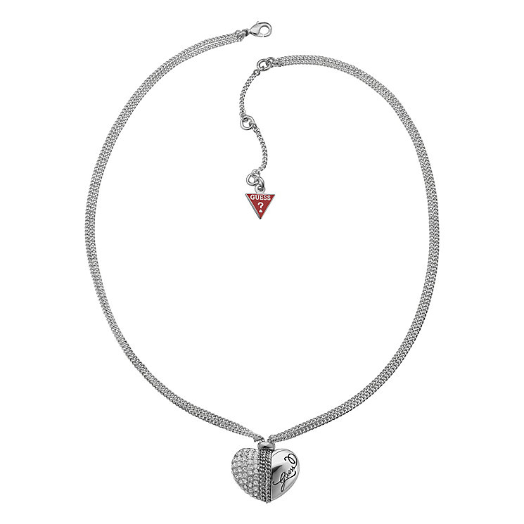 Guess Heart & Soul Heart Necklace - Product number 1417614
