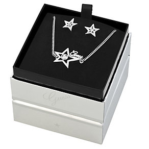 Guess Star Earrings & Necklace Box Set - Product number 1417703