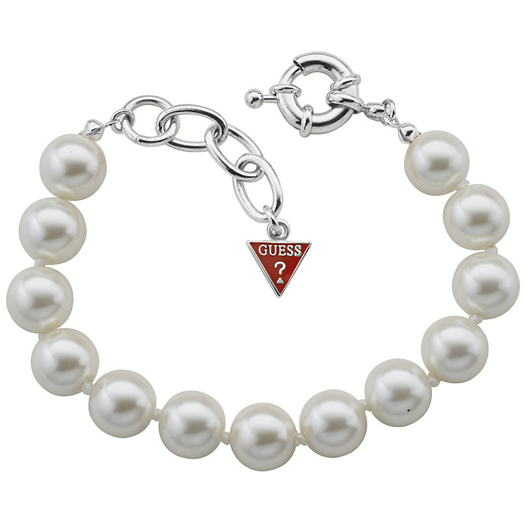 Guess Small Pearl Bracelet - Product number 1417738