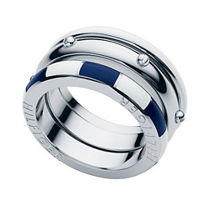 Tommy Hilfiger Ladies' Stainless Steel Ring - Size N 1/2 - Product number 1428055