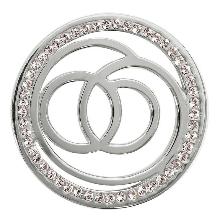 Nikki Lissoni Medium Silver-Plated Sophisticated Disc - Product number 1428322