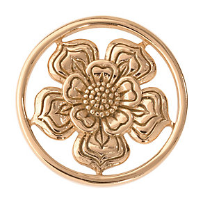 Nikki Lissoni Small Gold-Plated Lovely Flower Disc - Product number 1428535