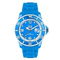Ice-Watch Ladies' Blue Silicone Strap Watch - Product number 1429337