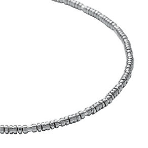 Fossil Men's Stainless Steel Roundel Necklace - Product number 1429604