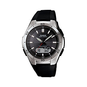Casio Men's Radio Controlled Watch - Product number 1430149
