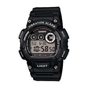 Casio Men's Black Resin Strap Watch - Product number 1430157
