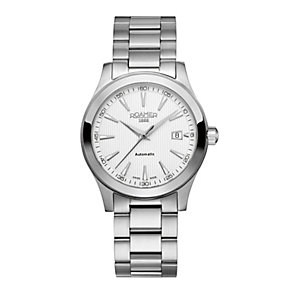 Roamer Rotodate men's stainless steel bracelet watch - Product number 1430173
