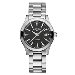 Roamer Rotodate men's stainless steel bracelet watch - Product number 1430238