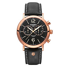 Roamer Vanguard Chrono men's strap watch - Product number 1430300